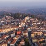 Il Giro d'Italia fa tappa a San Daniele del Friuli, la Città del Prosciutto