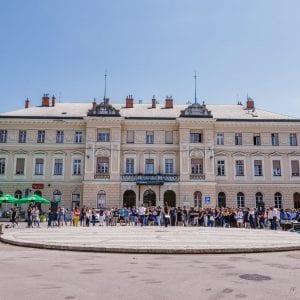 """Il Primo maggio di Gorizia, incontro tra Ziberna ed i sindacati: """"Capitale europea sia volano per il lavoro"""""""