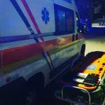 Trova di fronte un animale selvatico, cade con la moto a Resia: è in gravi condizioni