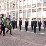 Festa per i 70 ani della Legione carabinieri di Udine e torna la storica bandiera