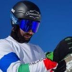 """Godino, lo snowboarder con il sogno del bis olimpico: """"Farò di tutto per esserci"""""""