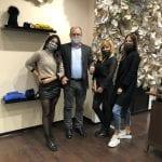 La sfida di tre giovani donne a Gemona, aprono un negozio ai tempi del Covid