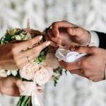 """Il Covid """"cancella"""" le cerimonie in Fvg: saltano 9 matrimoni su 10. Le aziende del settore a rischio fallimento."""