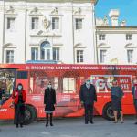 A Gorizia i musei viaggiano in bus per promuovere il nuovo biglietto unico