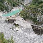 Una scogliera artificiale proteggerà il lago di Ravedis a Montereale Valcellina