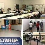 L'EnAIP di Pasian di Prato apre le sue porte a genitori e studenti e si presenta