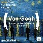 """Immergetevi nell'arte con """"Van Gogh. Immersive Art Experience. Il Sogno"""""""