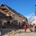 La terra continua a tremare in Croazia, altre scosse in successione: morti e danni