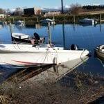 Recuperata la barca affondata nel fiume Terzo ad Aquileia