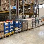 Oltre 6 tonnellate di cibo per le famiglie bisognose, le ha raccolte la Pro Loco Natisone