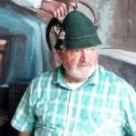 Tarvisio piange Olivo Puntel, addio al carabiniere che amava lo sci