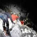 Si perdono scendendo dal Lussari, li salva di notte il Soccorso alpino