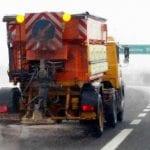 "Stop per neve ai mezzi pesanti in Slovenia, Autovie li ""parcheggia"" in autostrada"