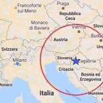 Nuova forte scossa di terremoto in Croazia avvertita chiaramente in Fvg