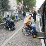 A Udine inaugurate 15 nuove fermate accessibili ai disabili