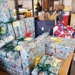 La generosità dei goriziani, centinaia i pacchetti regalo per i bambini sfortunati