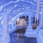 Dal Polo Nord a Babbo Natale al Palmanova Village apre la Dolce vita di Natale