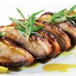 La ricetta di chef Kevin per Natale: petto di  faraona al forno con salsa di mele