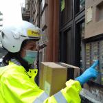 Imponente campagna anti Covid delle Poste, test a 1.300 dipendenti in Fvg