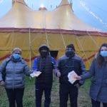 Circo bloccato a San Daniele, si mobilita la generosità friulana