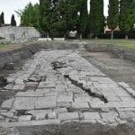 Dagli scavi di Aquileia affiora una nuova piazza ancora intatta