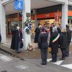 A Udine la polizia ricorda i tre agenti caduti nella strage di Natale del 1998