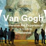 """Un video anticipa """"Il sogno"""" di Van Gohg alla nuova EmotioHall di Villesse"""