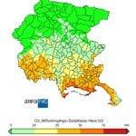 Aumentano le polveri sottili, cala l'ozono: la qualità dell'aria in Fvg nel 2020