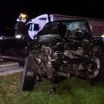 Tragedia sulla statale di Campoformido, finisce contro un camion e muore