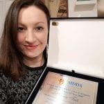 La scrittrice di Gemona Ilaria Tuti premiata per il suo romanzo