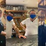 I ristoranti aprono per protesta in Friuli, locali pieni e arrivano le sanzioni