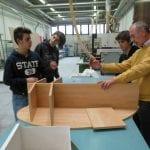 All'Isis Malignani di San Giovanni un nuovo corso dedicato al legno arredo