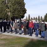 Al cippo del cimitero Monfalcone ricorda le sue vittime della Shoah
