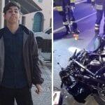 Muore in moto nella galleria di Trasaghis tre giorni prima del suo compleanno