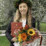Ha 24 anni ed è di Pozzuolo la prima laureata con doppio titolo italiano e austriaco