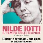 """In diretta con il Cinema Visionario: """"Nilde Iotti, il tempo delle donne"""""""