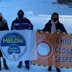 """Friuli senza sci, la protesta sullo Zoncolan: """"Perdite ingenti per le attività, montagna in ginocchio"""""""