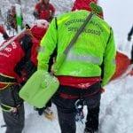 Bloccati senza ramponcini sul sentiero ghiacciato, soccorsi in 6 a Fusine