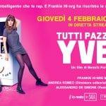 """In diretta con il Cinema Visionario il film: """"Tutti Pazzi Per Yves"""""""