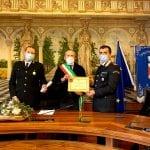 All'Arma dei carabinieri l'encomio solenne del Comune di Codroipo