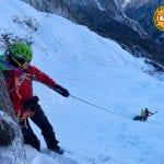 Due morti e un infortunio in pista, un sabato nero per la montagna del Friuli