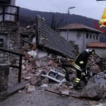 Crolla una casa a Savogna, scatta l'allarme. Possibile fuga di gas