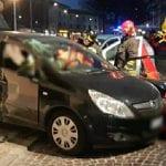 Scontro tra due auto a Codroipo, 3 persone rimangono ferite