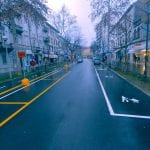Pista ciclabile di Corso Italia, per Fiab e Legambiente il pericolo viene dai parcheggi