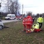 Schianto frontale sulla provinciale di Sedegliano: un morto e 4 feriti