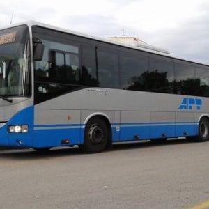 Effetto green pass sui trasporti, Apt sospende 17 corse nel goriziano