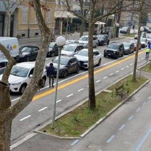 Senso unico di Corso Italia a Gorizia, silenzio dal Comune sulla Commissione
