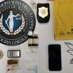 Si fa arrivare la droga via posta a Tolmezzo, smascherato e denunciato