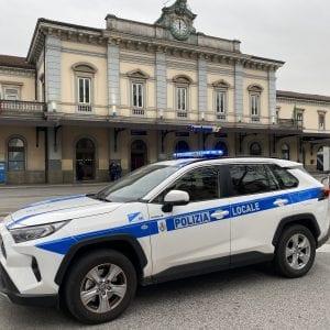 Controlli anti droga in Borgo Stazione, 20 persone identificate e 1 multata
