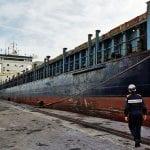 Gravi irregolarità a bordo, nave moldava bloccata in porto a Monfalcone